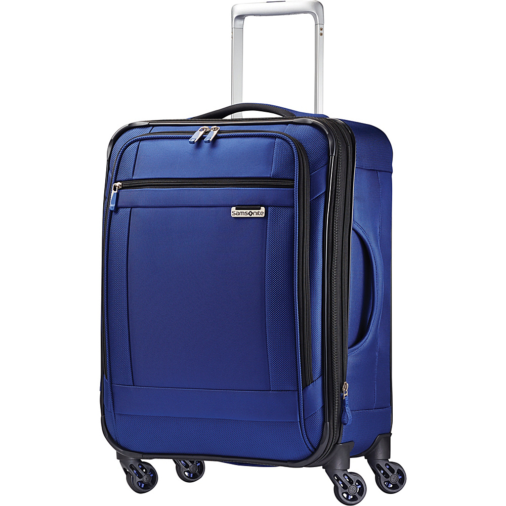 Samsonite SoLyte Spinner 21 True Blue Samsonite Softside Carry On
