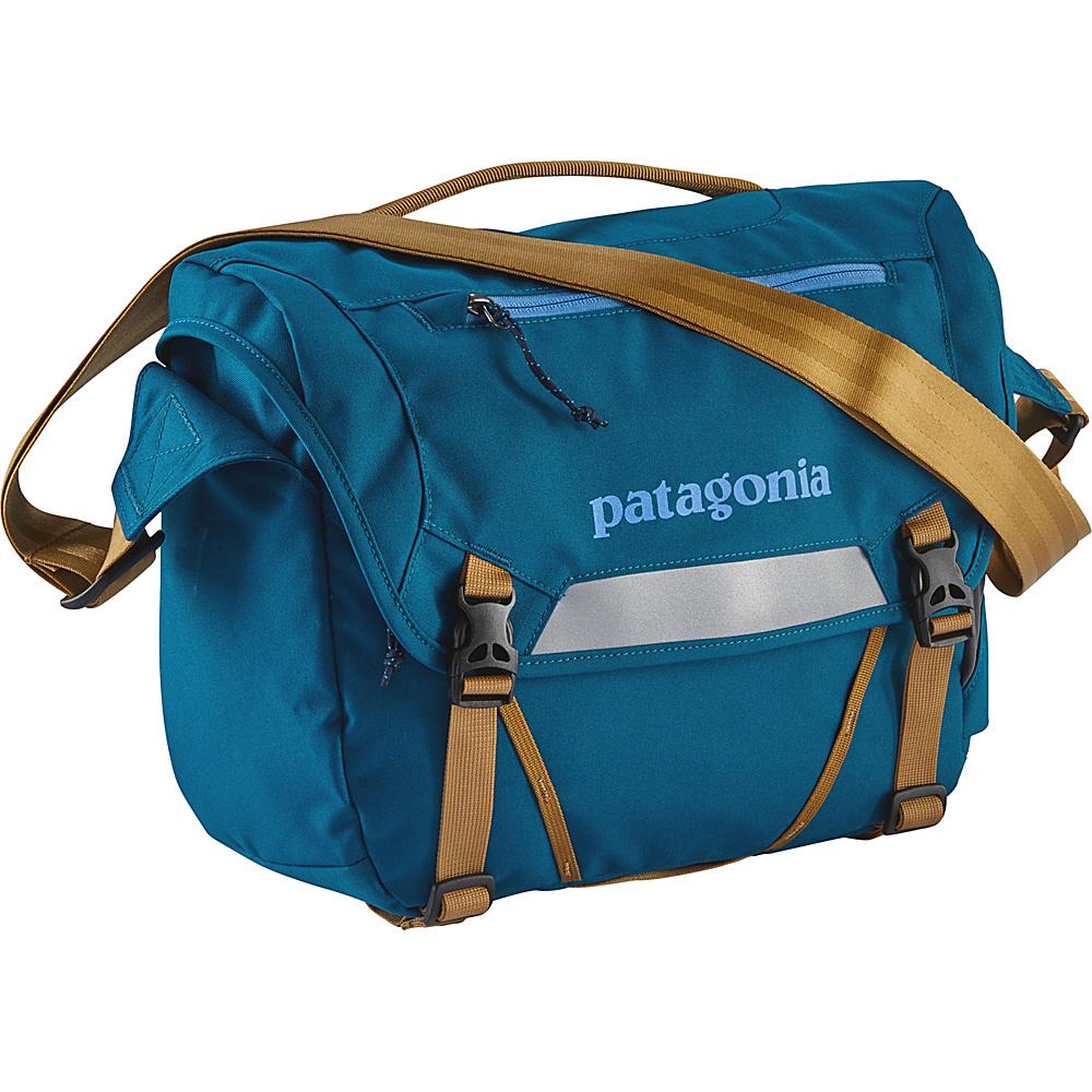 Patagonia Mini Messenger Big Sur Blue - Patagonia Messenger Bags - Work Bags & Briefcases, Messenger Bags