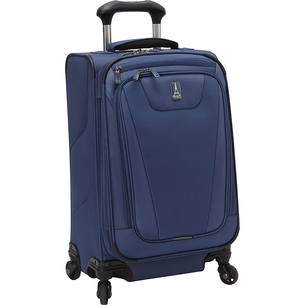 Travelpro Maxlite 4 21 Expandable Spinner Blue Travelpro Softside Carry On