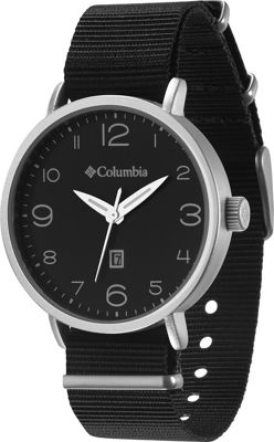 Columbia Watches FMIII Femme Women's Watch Black/Black/Silver - Columbia Watches Watches
