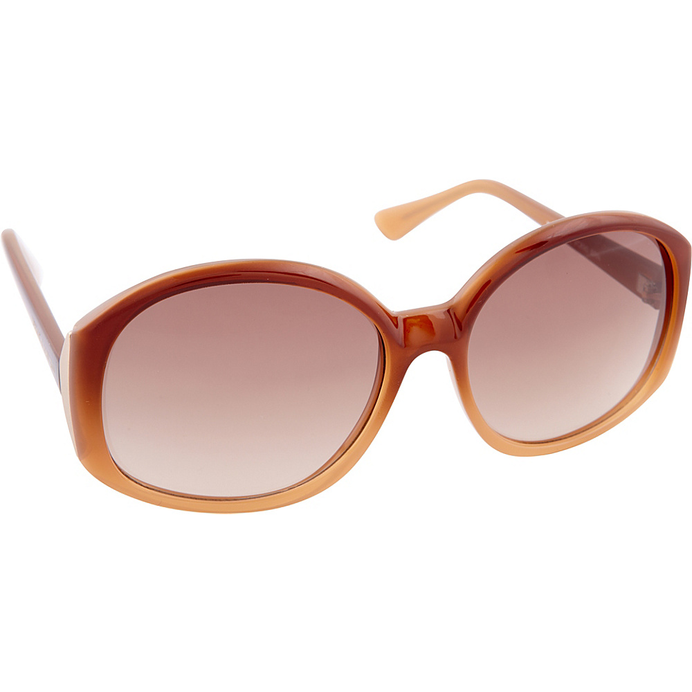 Vince Camuto Eyewear VC690 Sunglasses Brown Vince Camuto Eyewear Sunglasses