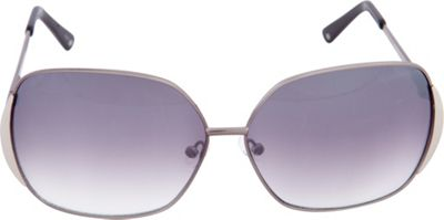 Vince Camuto Eyewear VC704 Sunglasses Silver - Vince Camuto Eyewear Sunglasses
