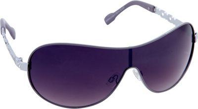 Rocawear Sunwear R574 Women's Sunglasses Silver Grey - Rocawear Sunwear Sunglasses