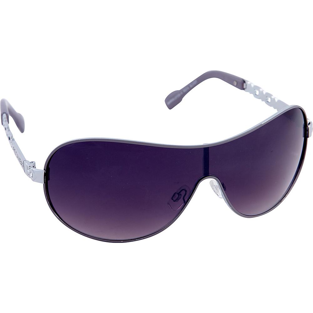 Rocawear Sunwear R574 Women s Sunglasses Silver Grey Rocawear Sunwear Sunglasses