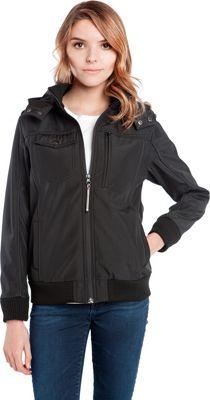 BAUBAX Women's Bomber Jacket XS - Black - BAUBAX Women's Apparel