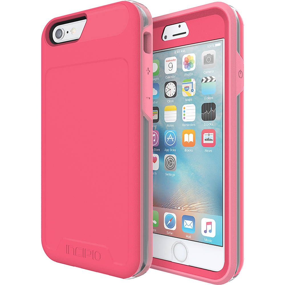 Incipio Performance Series Level 5 for iPhone 6/6s Pink/Gray - Incipio Electronic Cases - Technology, Electronic Cases