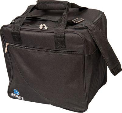 Ebonite Basic Shoulder Bag Black - Ebonite Bowling Bags