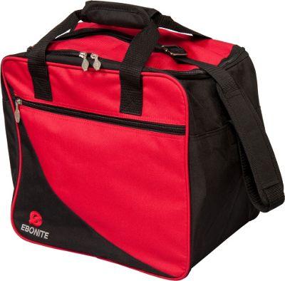 Ebonite Basic Shoulder Bag Red - Ebonite Bowling Bags