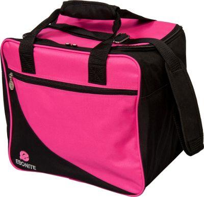 Ebonite Basic Shoulder Bag Pink - Ebonite Bowling Bags