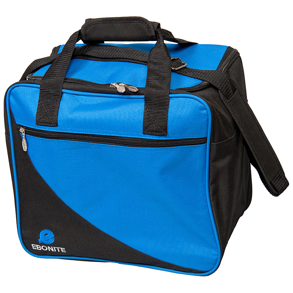 Ebonite Basic Shoulder Bag Blue Ebonite Bowling Bags