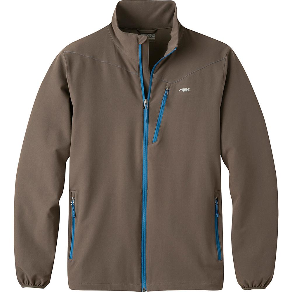 Mountain Khakis Maverick LT Softshell Jacket L - Terra - Mountain Khakis Mens Apparel - Apparel & Footwear, Men's Apparel
