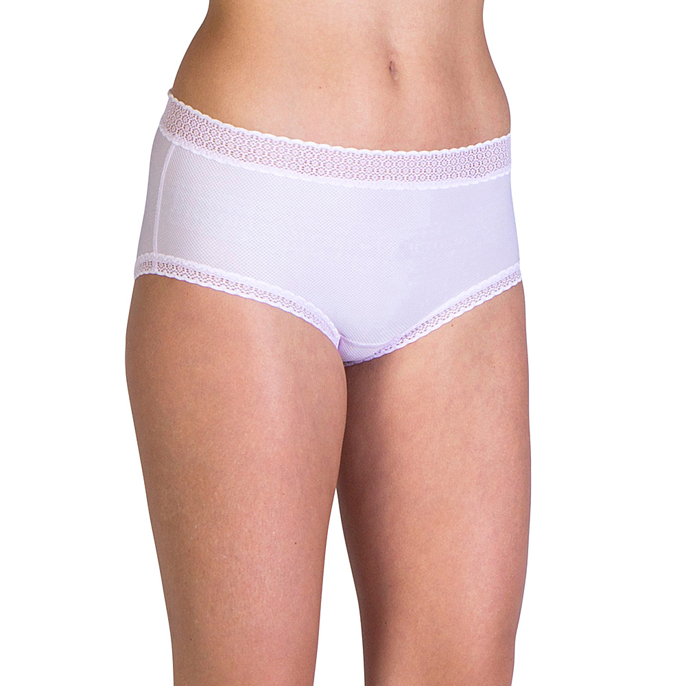 ExOfficio Give-N-Go Lacy Full Cut Brief S - Light Grape - ExOfficio Mens Apparel - Apparel & Footwear, Men's Apparel