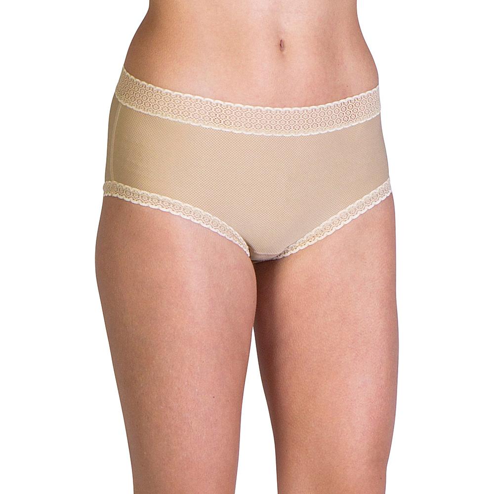 ExOfficio Give-N-Go Lacy Full Cut Brief L - Nude - ExOfficio Womens Apparel - Apparel & Footwear, Women's Apparel