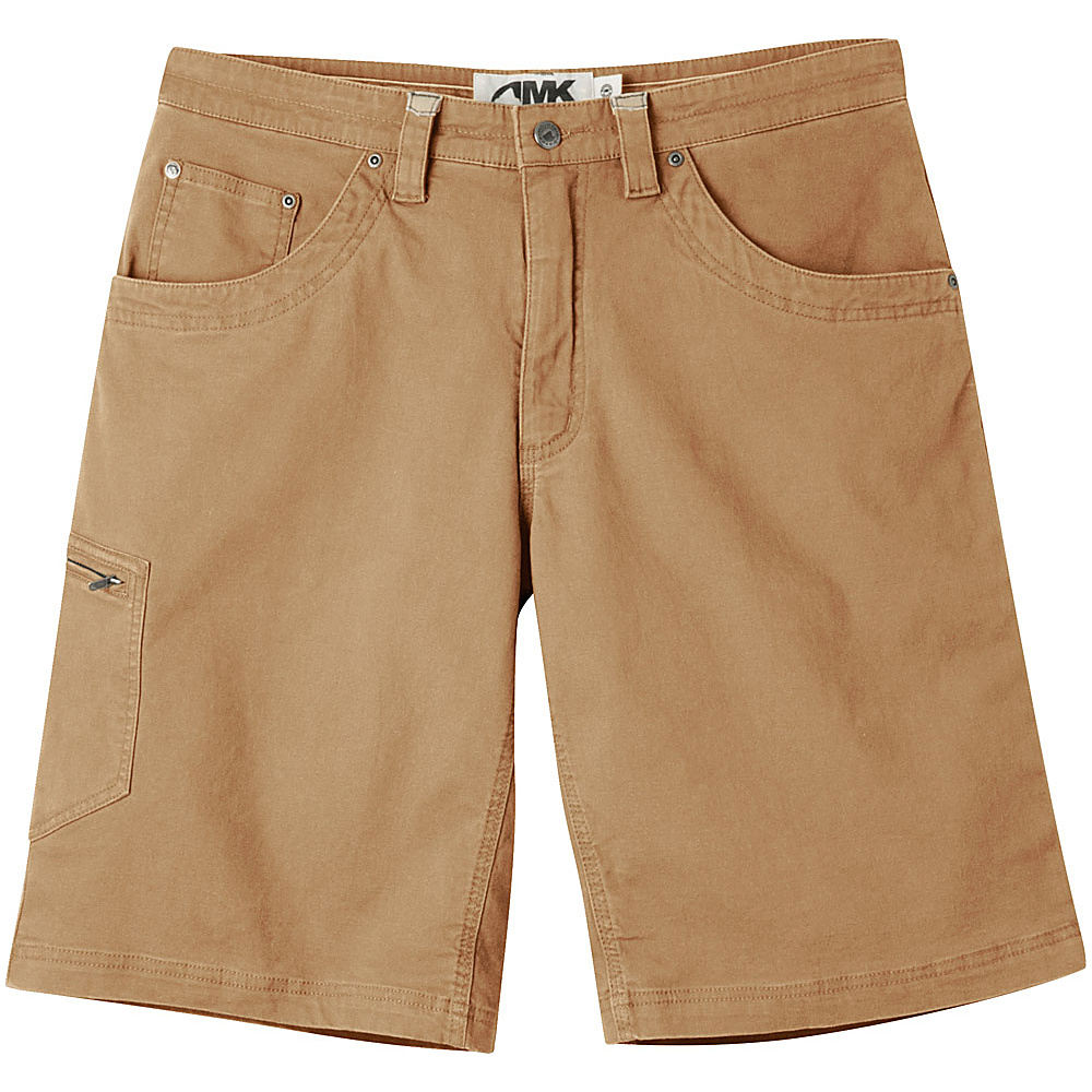 Mountain Khakis Camber 107 Shorts 32 - 11in - Yellowstone - 30W 32L - Mountain Khakis Mens Apparel - Apparel & Footwear, Men's Apparel