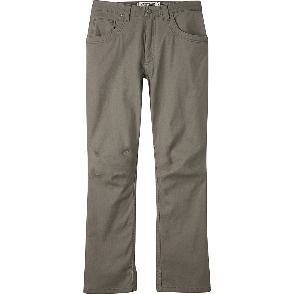 Mountain Khakis Camber 104 Hybrid Pant 42 - 32in - Firma - 31W 10in - Mountain Khakis Mens Apparel - Apparel & Footwear, Men's Apparel