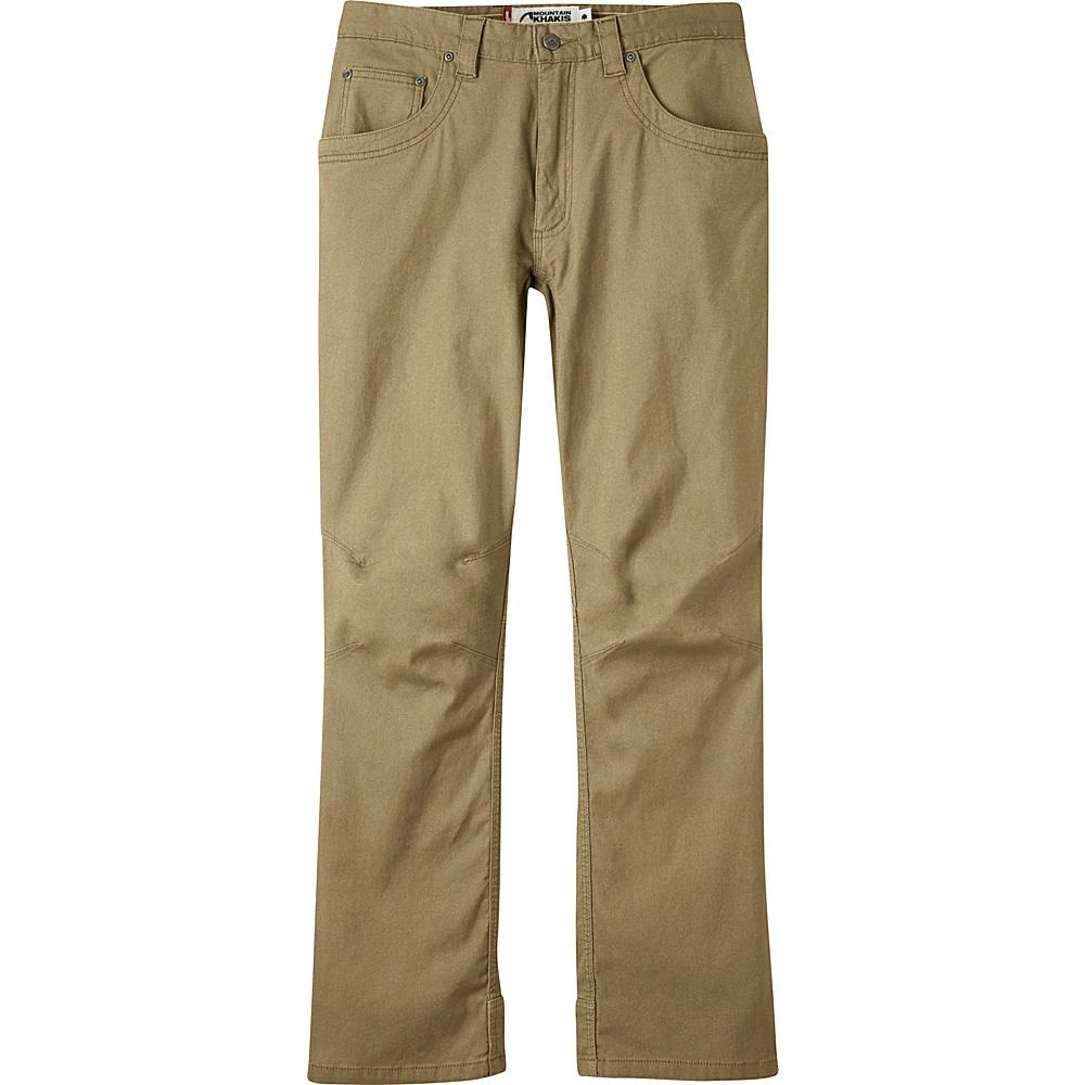 Mountain Khakis Camber 104 Hybrid Pant 42 - 30in - Desert Khaki - Mountain Khakis Mens Apparel - Apparel & Footwear, Men's Apparel