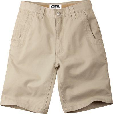 Mountain Khakis Teton Twill Shorts 35 - 10in - Sand - 30W 10in - Mountain Khakis Men's Apparel
