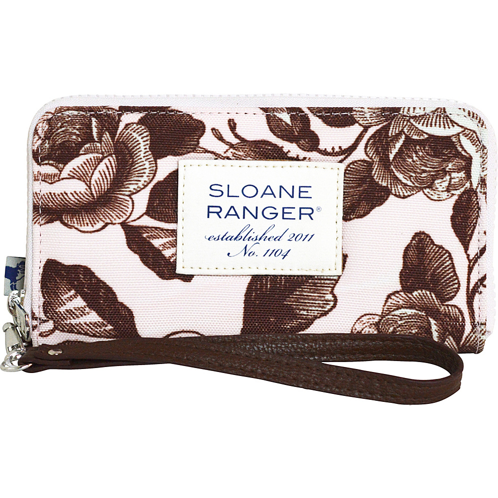 Sloane Ranger Large Smartphone Wallet Tea Time Sloane Ranger Women s Wallets
