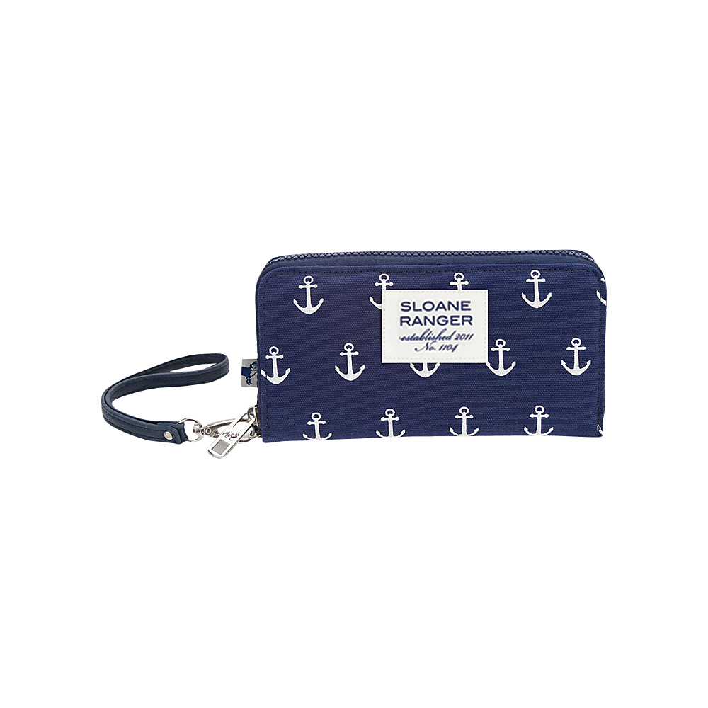 Sloane Ranger Large Smartphone Wallet Anchor Sloane Ranger Women s Wallets