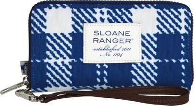 Sloane Ranger Large Smartphone Wallet Classic Check - Sloane Ranger Women's Wallets