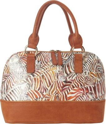 Icon Shoes Dome Satchel Streamline - Icon Shoes Leather Handbags