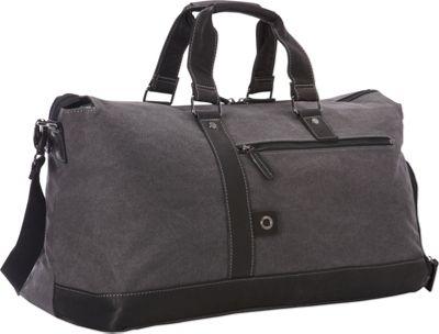 Goodhope Bags The Noble Duffel Dark Grey - Goodhope Bags Rolling Duffels