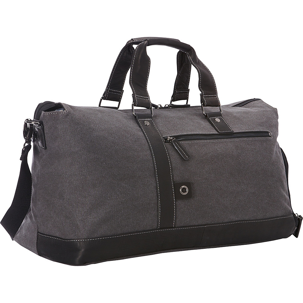 Goodhope Bags The Noble Duffel Dark Grey Goodhope Bags Rolling Duffels