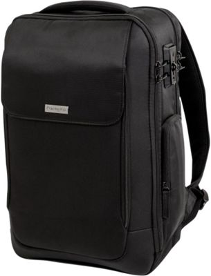 Kensington Securetrek 15.6 inch Laptop & Tablet Backpack Black - Kensington Business & Laptop Backpacks