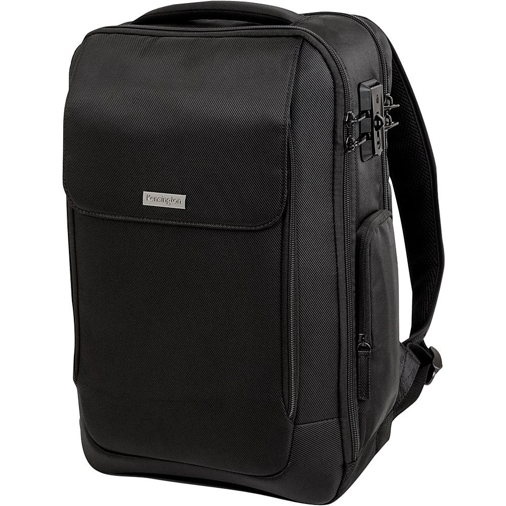 Kensington Securetrek 15.6 Laptop Tablet Backpack Black Kensington Business Laptop Backpacks