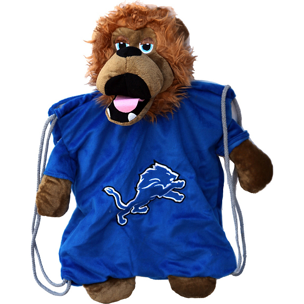 Forever Collectibles NFL Backpack Pal Detroit Lions Blue Forever Collectibles Everyday Backpacks