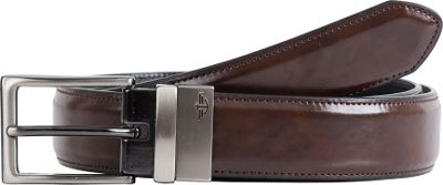 Dockers 32MM Feather Edge Reversible with Edge Stitch 44 - Brown/Black - 32 - Dockers Other Fashion Accessories