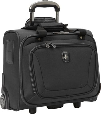 Atlantic Unite 2 Rolling Tote Black - Atlantic Luggage Totes and Satchels