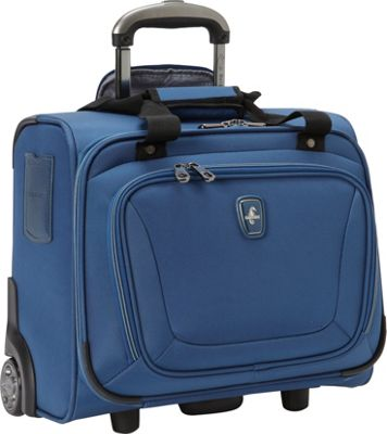 Atlantic Unite 2 Rolling Tote Blue - Atlantic Luggage Totes and Satchels