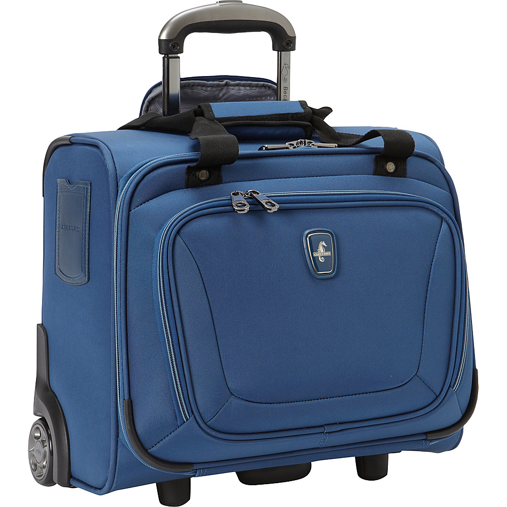 Atlantic Unite 2 Rolling Tote Blue - Atlantic Softside Carry-On