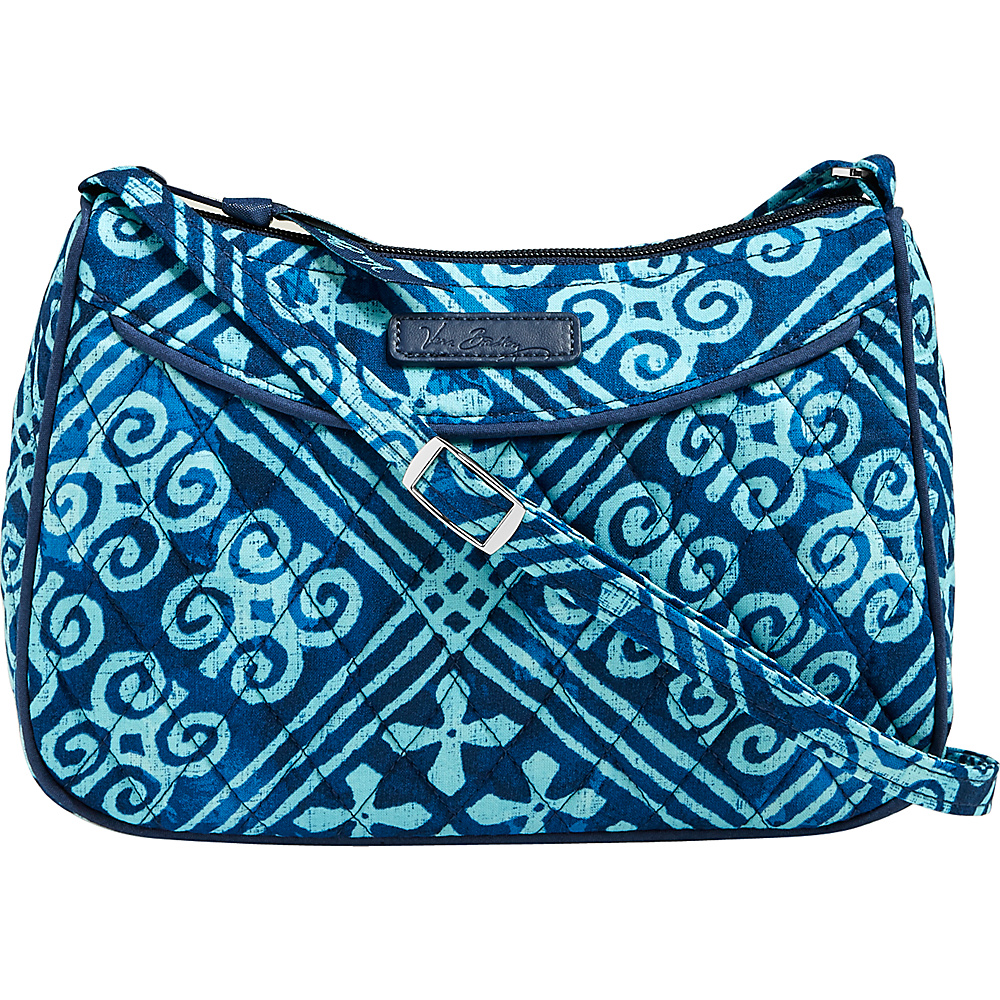 Vera Bradley Little Crossbody Cuban Tiles - Vera Bradley Fabric Handbags - Handbags, Fabric Handbags