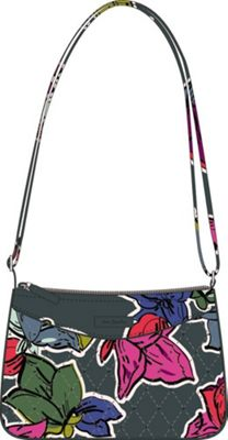 Vera Bradley Little Crossbody Falling Flowers - Vera Bradley Fabric Handbags