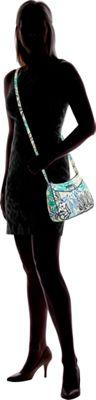 Vera Bradley Little Crossbody Autumn Leaves - Vera Bradley Fabric Handbags