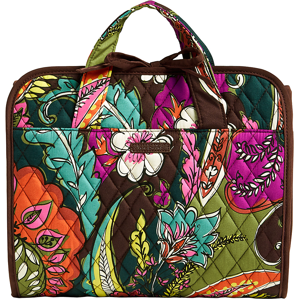 Vera Bradley Hanging Organizer Autumn Leaves - Vera Bradley Toiletry Kits - Travel Accessories, Toiletry Kits