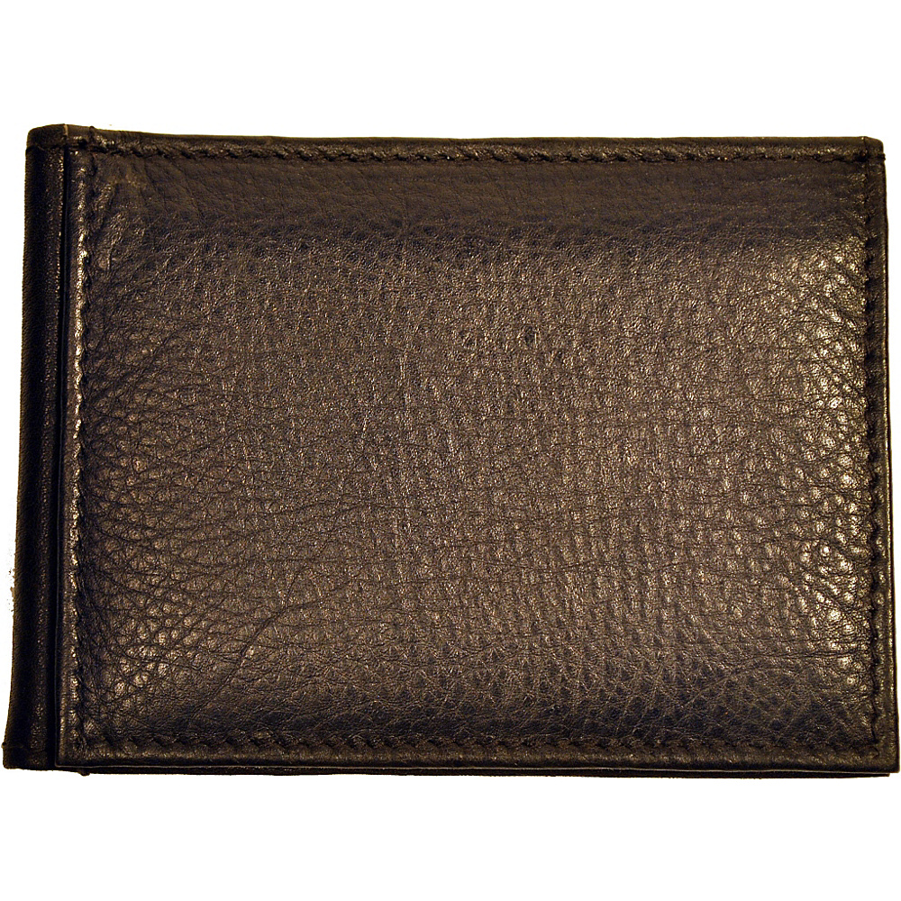 Budd Leather RFID Money Clip Brown Budd Leather Men s Wallets