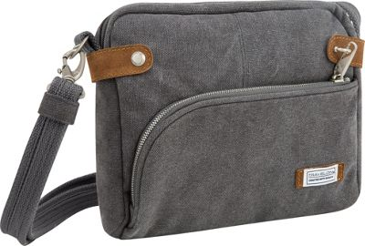 Travelon Anti Theft Heritage Small Crossbody Bag 4 Colors
