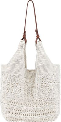 The Sak McClaren Tote Natural - The Sak Fabric Handbags