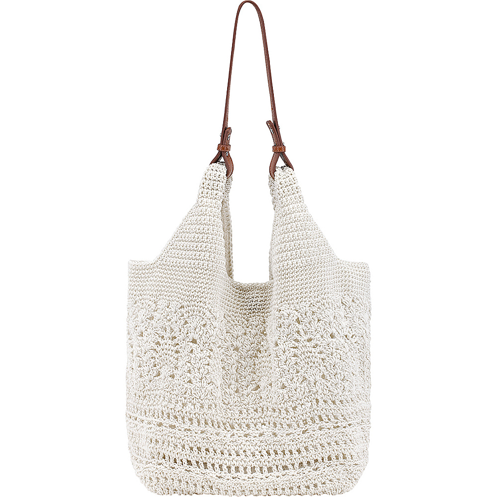 The Sak McClaren Tote Natural The Sak Fabric Handbags