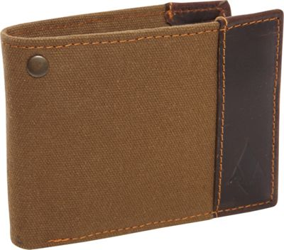 DamnDog Billfold Wallet Swamp Green - DamnDog Men's Wallets