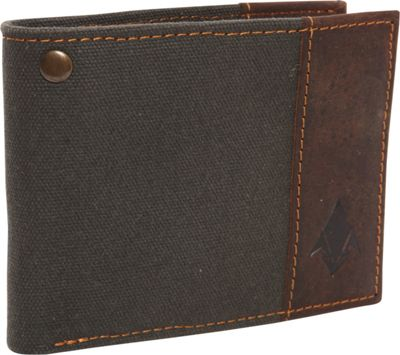 DamnDog Billfold Wallet Rebel Gray - DamnDog Men's Wallets