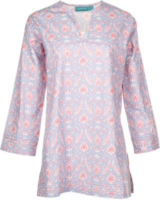 Needham Lane Lark Tunic S - Dusty Blue - Needham Lane Women's Apparel