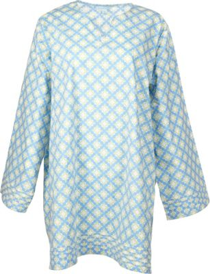 Needham Lane Plus Size Tunic XL - Devon Blue - Needham Lane Women's Apparel