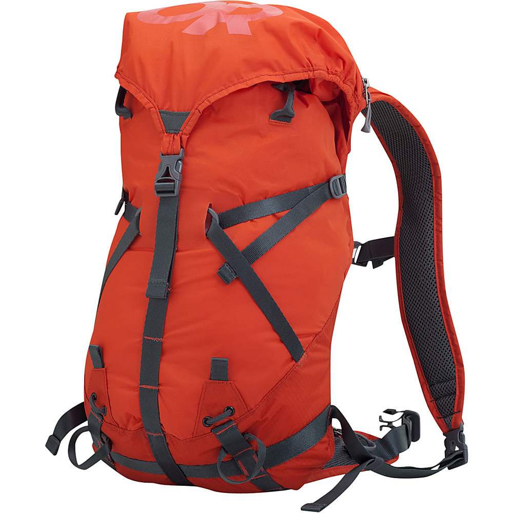 Outdoor Research Elevator Pack Diablo â One Size - Outdoor Research Day Hiking Backpacks