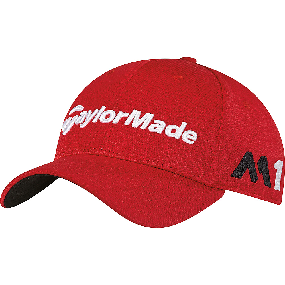 TaylorMade Golf- 2016 Tour Radar Hat One Size - Red