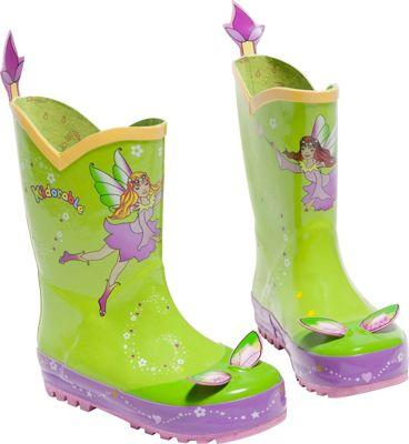 Kidorable Fairy Rain Boots 11