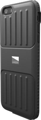 Lander Powell iPhone 6 Plus/6S Plus Case Black - Lander Electronic Cases